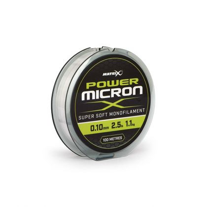 Matrix Power Micron X clair  0.10mm 100m 1.1kg