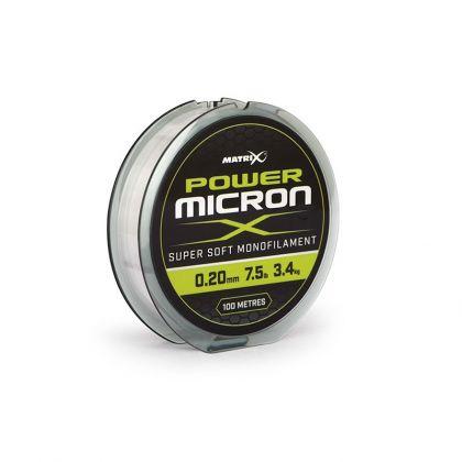 Matrix Power Micron X clair  0.20mm 100m 3.5kg