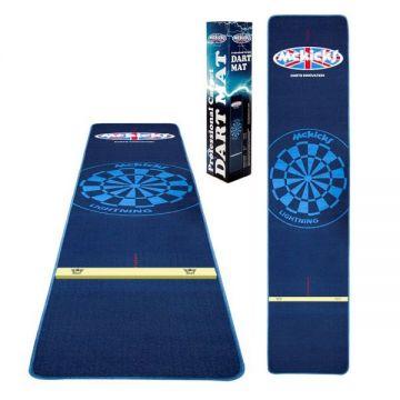 Mckicks Carpet Ochemat Blue blauw 300x65cm