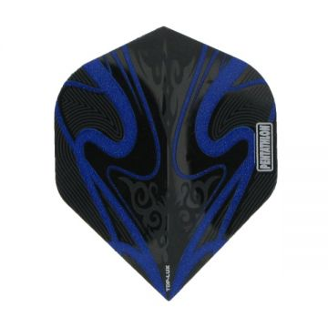 Mckicks Pentathlon TDP LUX Dark Blue Standard zwart - blauw 100 Micron
