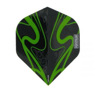 Mckicks Pentathlon TDP LUX Green Standard zwart - groen 100 Micron