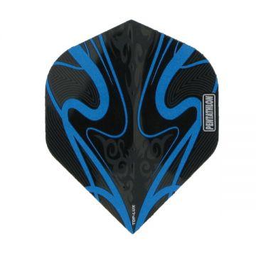 Mckicks Pentathlon TDP LUX Light Blue Standard zwart - blauw 100 Micron