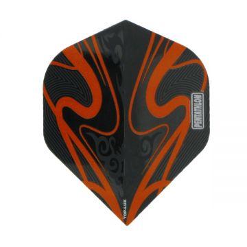 Mckicks Pentathlon TDP LUX Orange Standard zwart - oranje 100 Micron