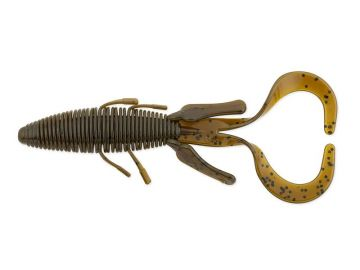 Missile Baits Baby D Stroyer green pumpkin roofvis creature bait 5.00 Inch