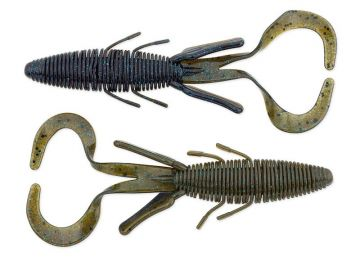 Missile Baits Baby D Stroyer super bug roofvis creature bait 5.00 Inch