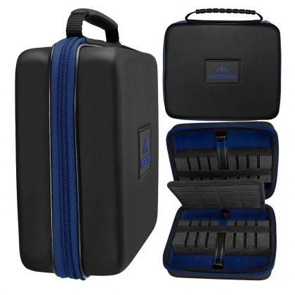 Mission Freedom Luxor EVA Wallet zwart - blauw 16x20x8cm