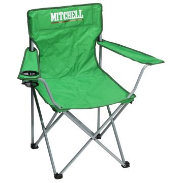 Mitchell Fishing Chair groen - grijs visstoel