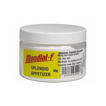 Mondial-f Splendid Appetizer wit witvis visadditief 40g
