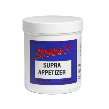 Mondial-f Supra Appetizer wit witvis visadditief 100g