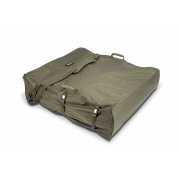 Nash Bedchair Bag groen karper karpertas