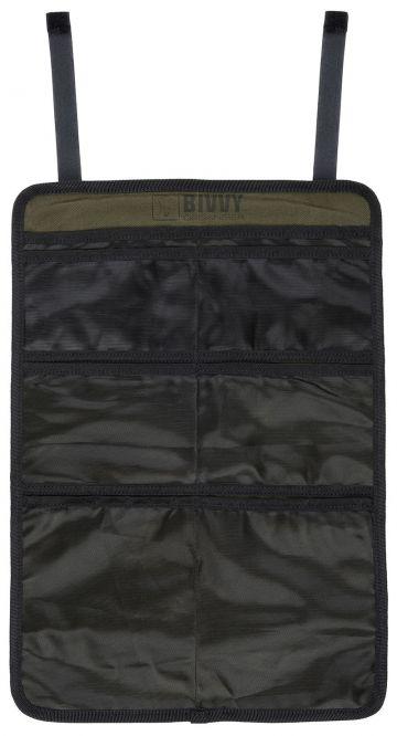 Nash Bivvy Organiser zwart - groen karper tent accessoire