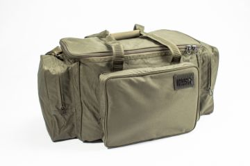 Nash Carryall groen - bruin karper karpertas Medium