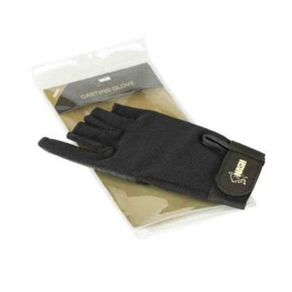 Nash Casting Glove zwart handschoen Left
