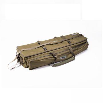 Nash Dwarf 3 Rod Carry System groen karper visfoudraal 10ft 3-rod