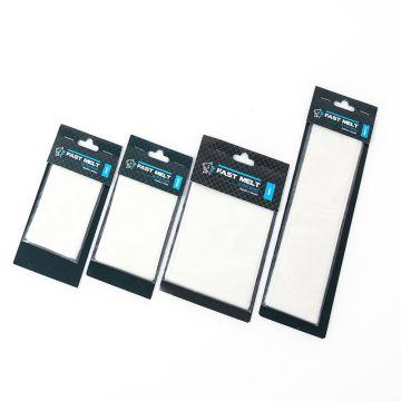Nash Fast Melt PVA Bags clear karper pva-systeem Small