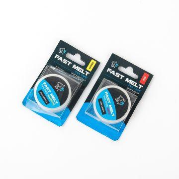 Nash Fast Melt PVA Tape clear karper pva-systeem Wide 10mm