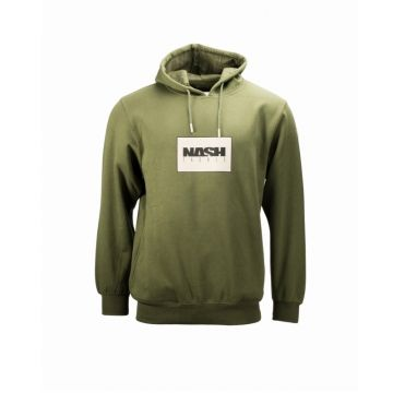 Nash Green Hoody groen vistrui X-large
