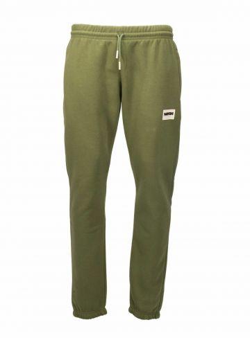 Nash Green Joggers groen visbroek Large