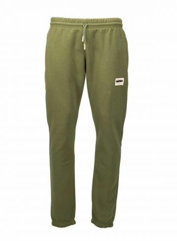 Nash Green Joggers groen visbroek Medium