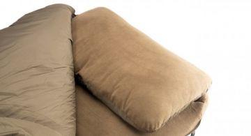 Nash Indulgence Pillow bruin slaapzak visbed Standard