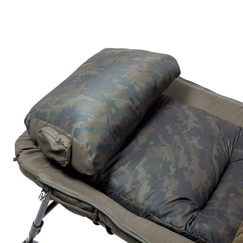 Nash Indulgence Pillow Wide vert - brun