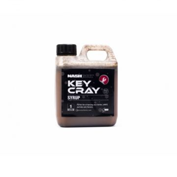 Nash Key Cray Syrup BRUIN aasdip 1l