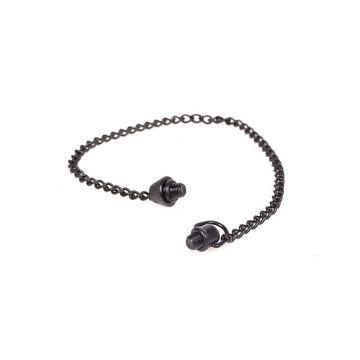 Nash Linx Chains zwart karper viswaker 8cm