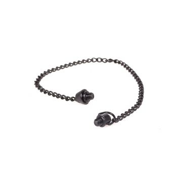 Nash Linx Chains zwart karper viswaker 20cm