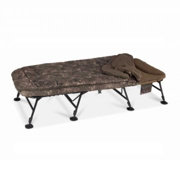 Nash MF60 Indulgence SS4 5 Season Sleepsystem camo