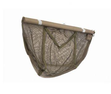 Nash Retainer Sling groen - bruin karper bewaarzak