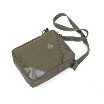 Nash Security Pouch groen karper karpertas Large