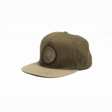 Nash Snap Cap groen pet Uni