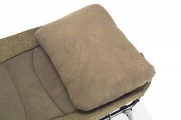 Nash Tackle Pillow bruin - groen slaapzak visbed