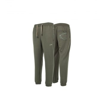 Nash Tracksuit Bottoms groen visbroek Large
