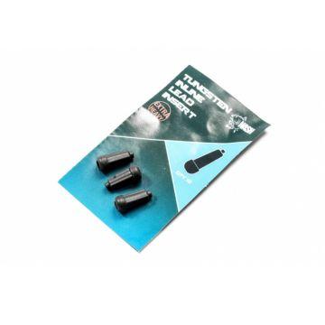 Nash Tungsten Inline Lead Insert zwart karper lood systeem