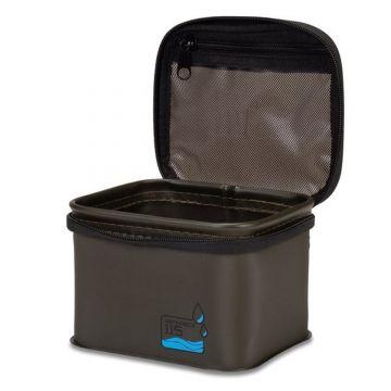Nash Waterbox 115 groen - bruin karper karpertas 16.5x14x11cm