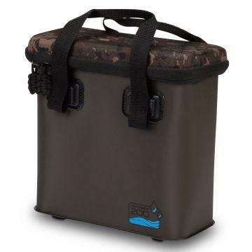 Nash Waterbox 200 groen - bruin karper karpertas 27x25.5x13cm