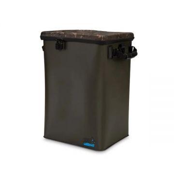 Nash Waterbox 220 groen - bruin karper karpertas 54x35x30cm