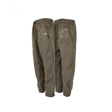 Nash Waterproof Trousers groen visbroek Medium