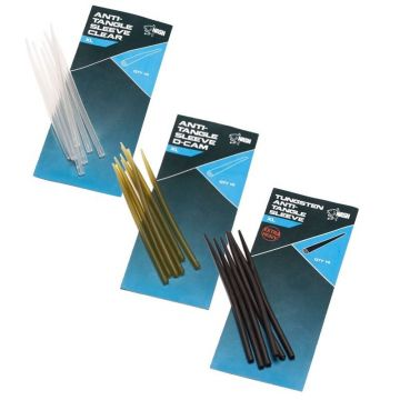 Nash XL Anti Tangle Sleeve clear karper rig accessoire