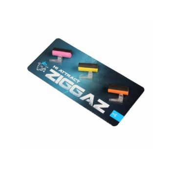 Nash Ziggaz 4-kleuren karper klein vismateriaal