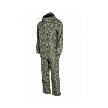 Nash ZT Mac Braced Trousers CAMOUFLAGE visbroek Large