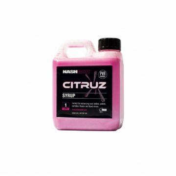 Nashbait Citruz Spod Syrup roze aas liquid 1l