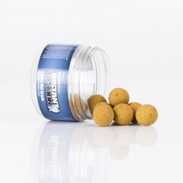 Nashbait Instant Action Pop Ups Candy Nut Crush bruin karper pop-up boilies 15mm