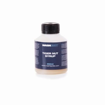 Nashbait Tiger Nut Syrup bruin aasdip 250ml