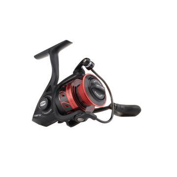 Penn Fierce III zwart - rood vismolen 2500