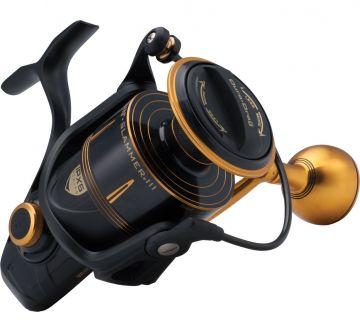 Penn Slammer III zwart - goud zeevis zeemolen 7500