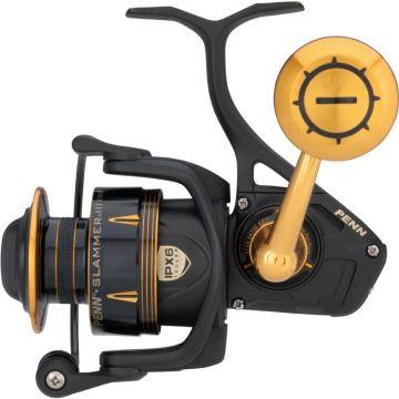 Penn Slammer III zwart - goud zeevis zeemolen 6500