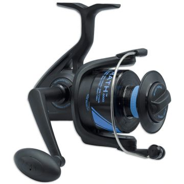 Penn Wrath zwart - blauw zeevis zeemolen 6000