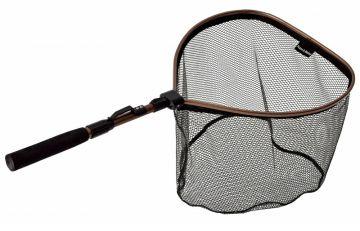 Pezon & Michel P&M Clip Trout zwart - bruin roofvis visschepnet 48cm
